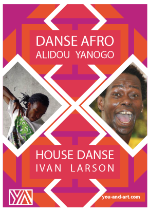 cours danse afro house & traditionnelle
